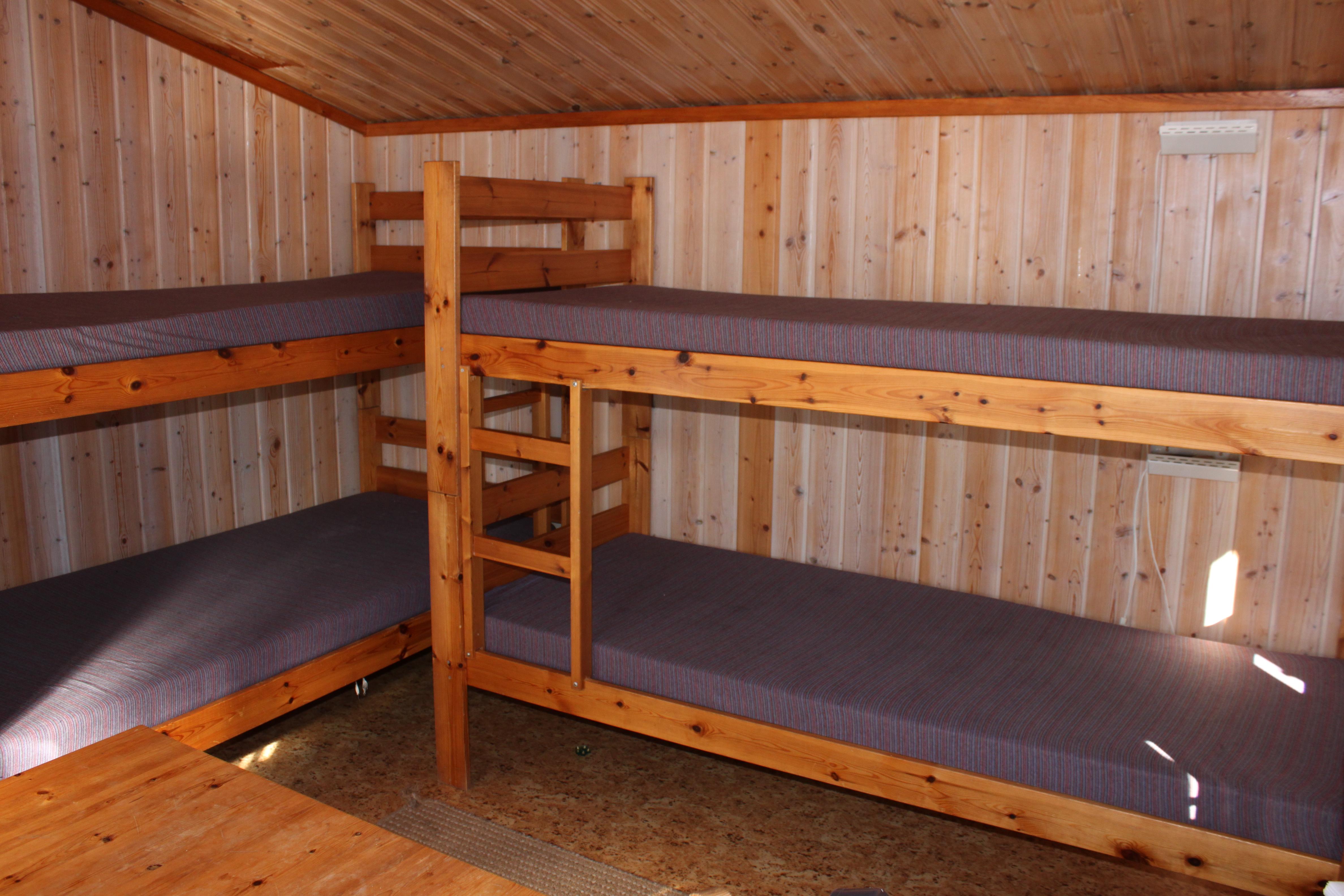 Kroksjön 017 Interiör 2 stuga 2